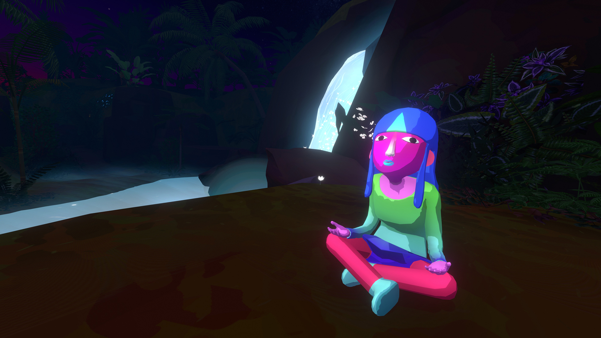 Floresta Encantada - Realidade Virtual por VJ Suave